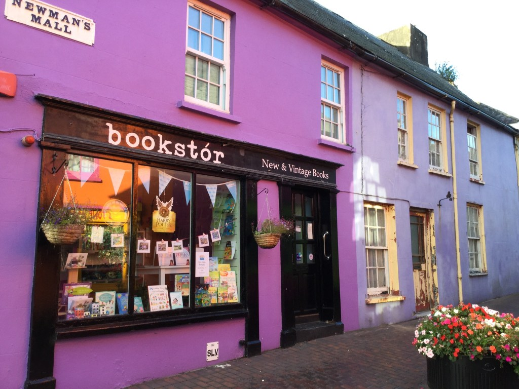 Irish book store