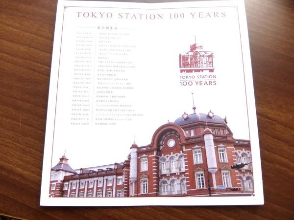 東京駅開業100周年記念Suica7