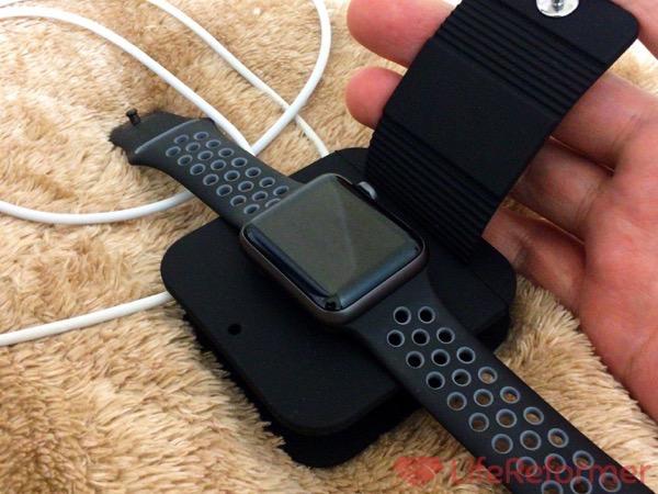 AppleWatch充電ケーブル収納ケース 1