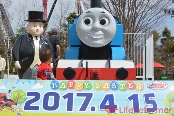 富士急ハイランドの『トーマスランド』はトーマス好きの子どもにとっての楽園だった!いや、トーマス好きなら大人だって楽しめる!