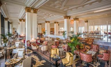 Palazzo Versace Dubai Mosaico Lobby
