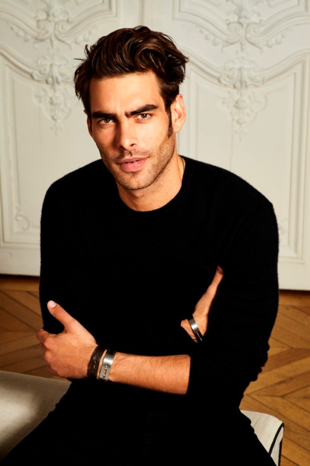 Jon Kortajarena Messika Presents Move Titanium Diamonds For Men__7
