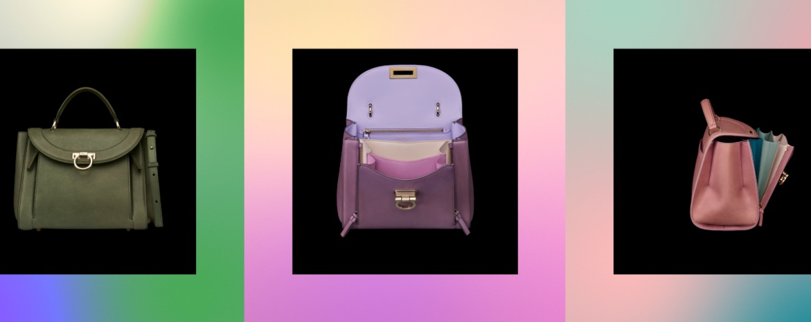 f37b662d7941 Salvatore Ferragamo launches Sofia Rainbow bag – Lifereport