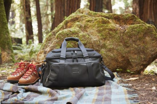 Tumi and Film Director Ali F. Mostafa launched the SS18 California inspired collection__9