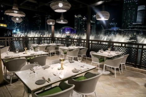 The Atlantic restaurant in Dubai__10