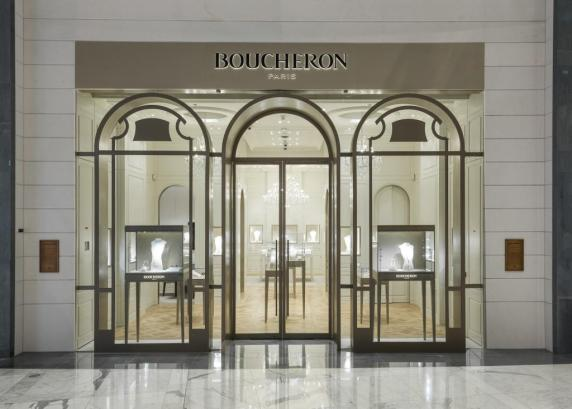 Boucheron opens in The Dubai Mall__1