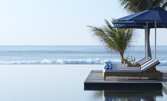 Al Baleed Resort Salalah by Anantara - infinity pool