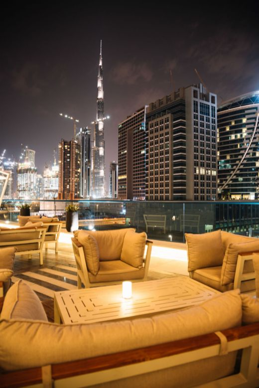 FireLake Grill House & Cocktail Bar Dubai__3