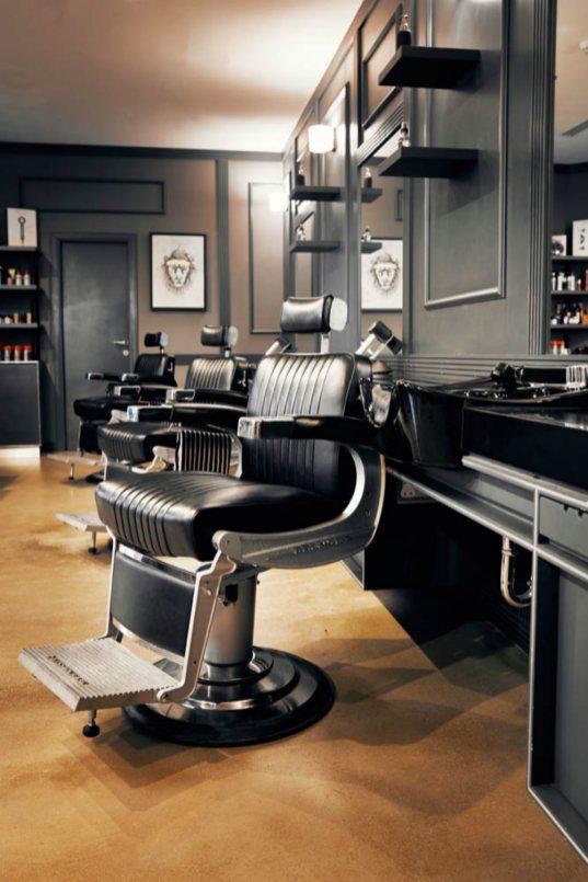 CG Barbershop founder Carlos Gamal __4