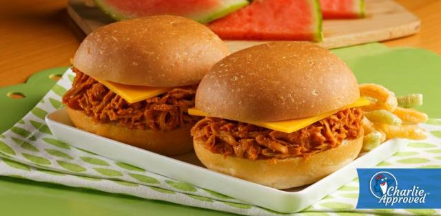 Honey Barbeque Sliders 910x445