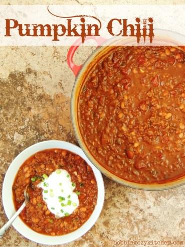 pumpkin chili title