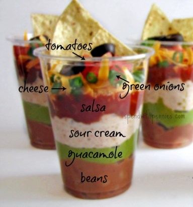 individual-seven-layer-dip-ingredients