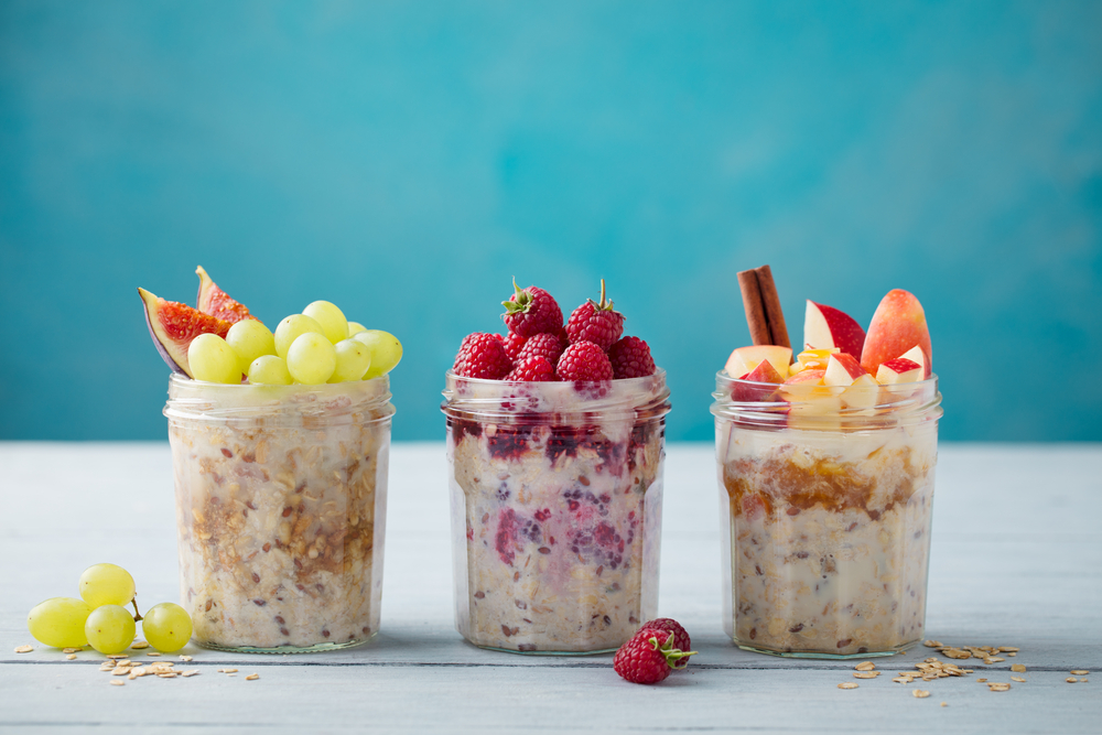 Eight Flavor-Packed Overnight Oats
