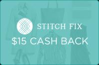 Stitch Fix $15 Cash Back