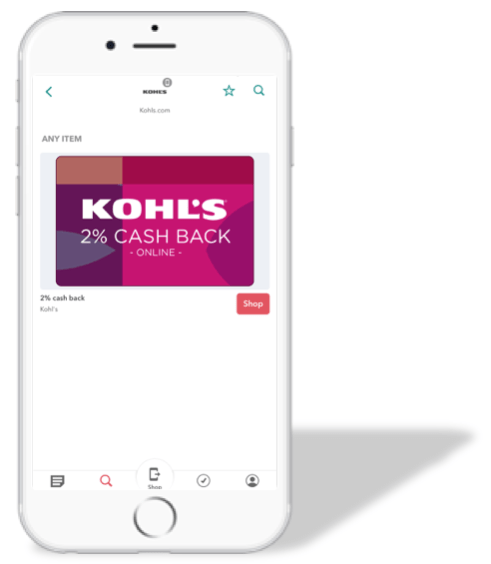 Finding deals on fashion just got a lot easier. Start with Ibotta and earn cashback at Kohls. You can earn cash back on Kohl's sales and Kohl's coupons!