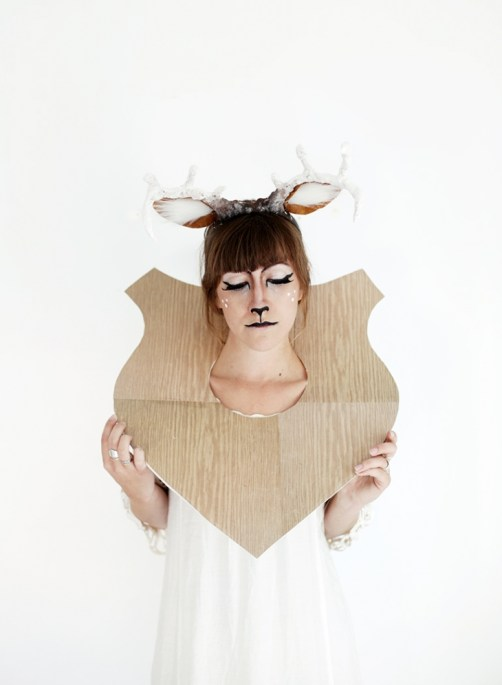 Taxidermy Deer Costume