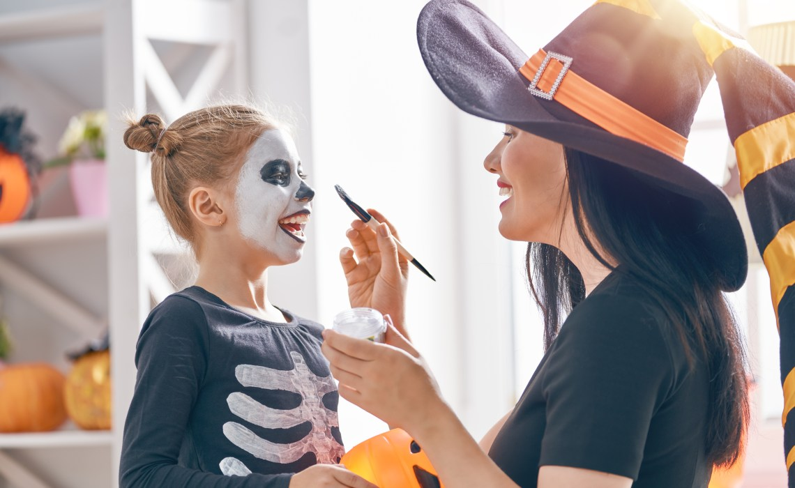 5 BOO-tiful Makeup Ideas for Halloween