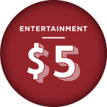 Entertainment - $5
