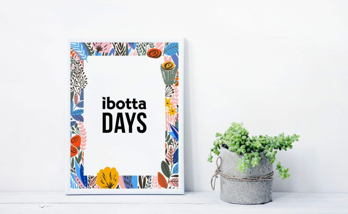 Ibotta Days: Earn up to 3x Cash Back