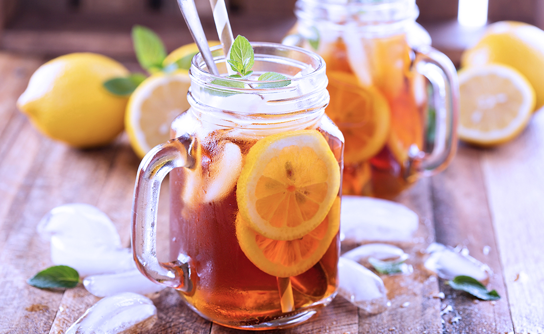 Cool Mint & Orange Tea