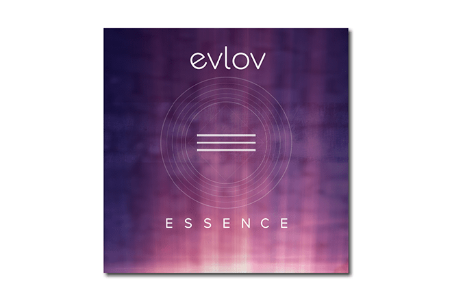 Web - Entertainment - Music - Cover Art Design - Essence - Client: Evlov