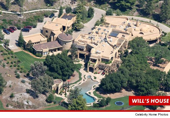 Will-and-Jada-Smith-House