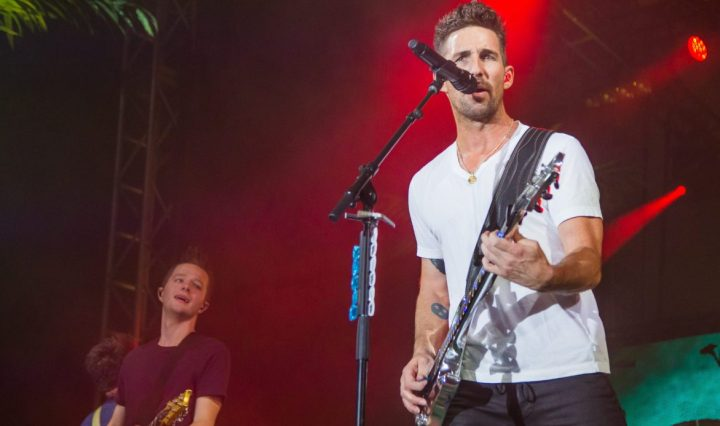 Jake Owen Bluesfest 2017