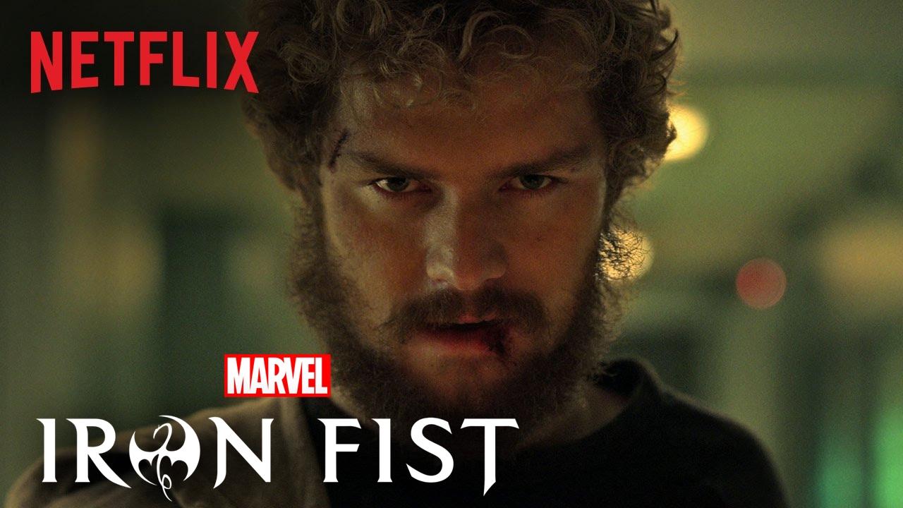 Netflix Iron Fist