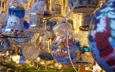 Christmas Market Holiday Ideas