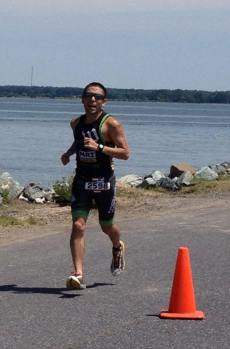 Running my way to a 14 minute PR - Moxie style