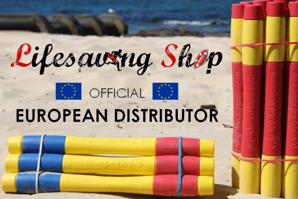 lifesaving beach flags europa