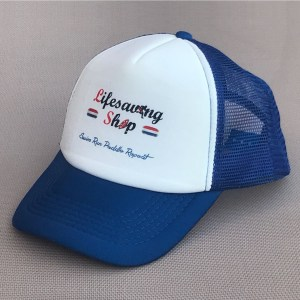 Lifesaving Shop Cap