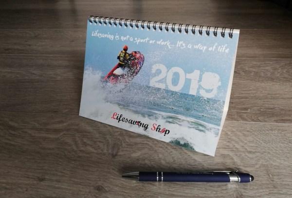 kalender lifesaving 2019