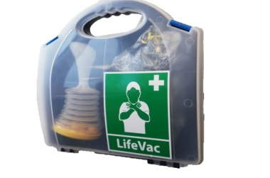 LifeVac Wall Mount