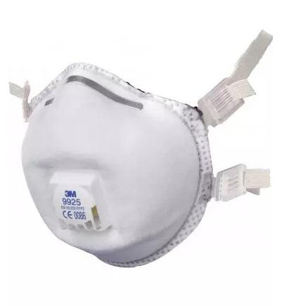 M3 mondmasker met ventiel FFP2 9925
