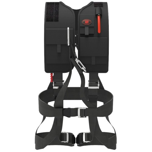 Tri Sar Aviation Harness With Integrated Vest Usn