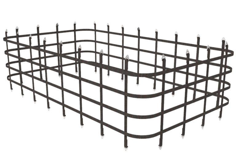 495-02 Side Netting Kit f/495