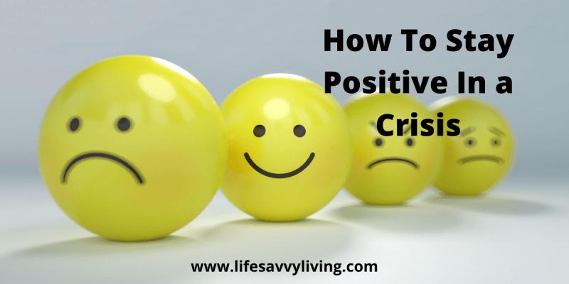 One Smiling emoji among three sad emoji