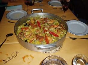 Paella to share