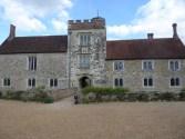 Ightham Mote - entrance
