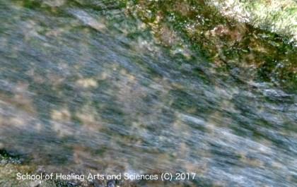 デルポイの湧き水