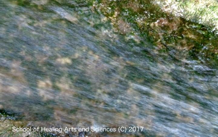 デルフィの湧き水