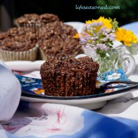 Nutritious Plant Based Bran Muffin