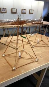 Lantern workshop - single lantern frame
