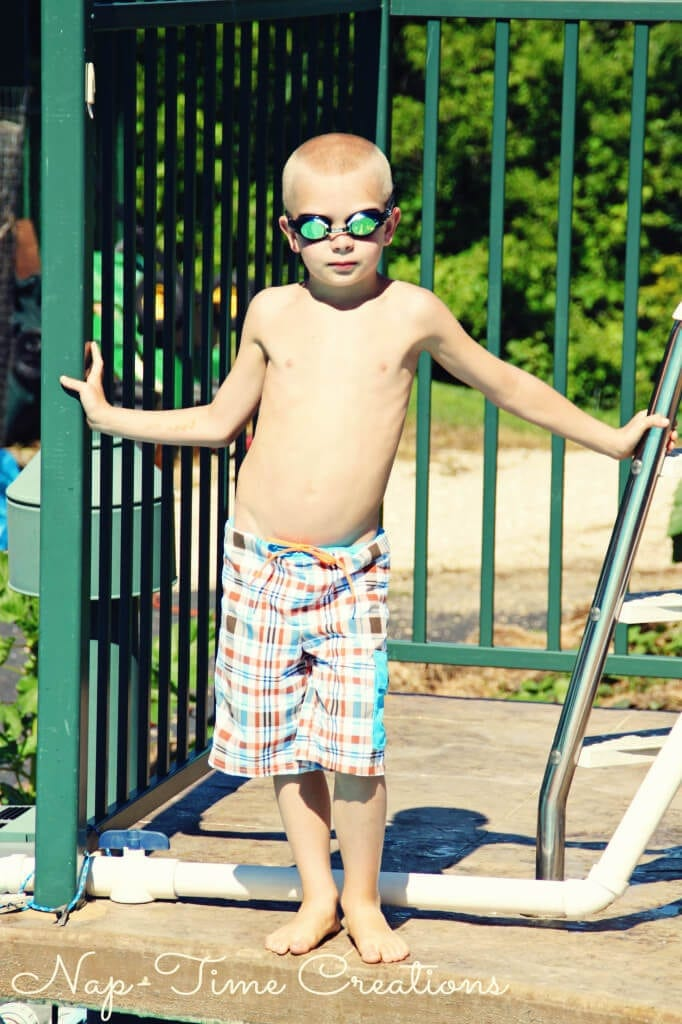 Swimsuit pattern for kids10