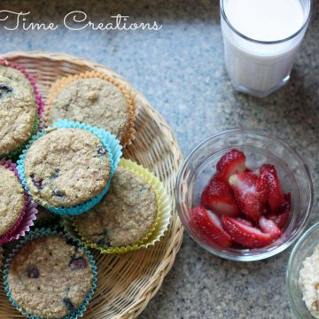 Kefir-Muffins #KefirCreations #CollectiveBias