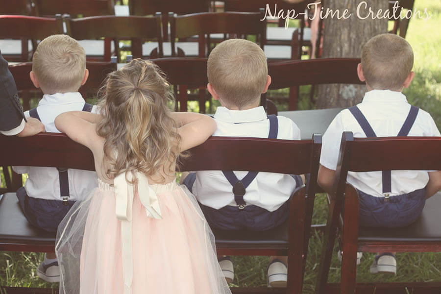 Kids clothes for weddings