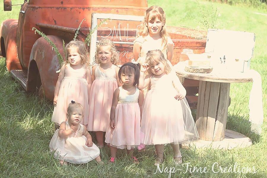 Girls fancy dress patterns