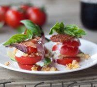 Tomato Salad Stack