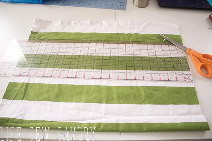 Sew a beach bag